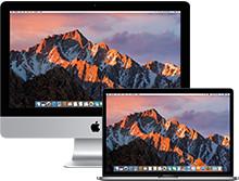 Service Image Mac
